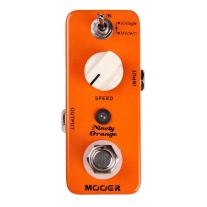 Mooer Ninety Orange Phase Micro Pedal