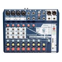Soundcraft Notepad-12FX Mixer