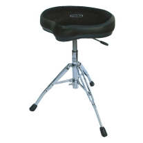 ROC-N-SOC NRX Nitro Drum Throne Black