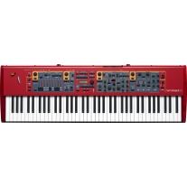 Nord Stage 2 EX HP76 Lightweight Hammer Action Stage Piano