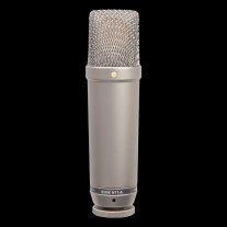 Rode NT1-A Large Diaphragm Condenser Microphone Recording Package