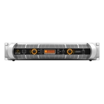 Behringer NU6000DSP 6000-Watt Power Amplifier with DSP