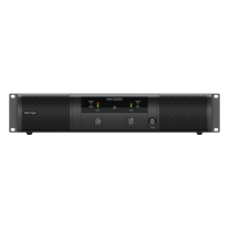 Behringer NX1000 Ultra-Lightweight, High-Density Class-D Stereo Power Amplifier