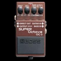 Boss OC3 Super Octave Guitar Bass Pedal