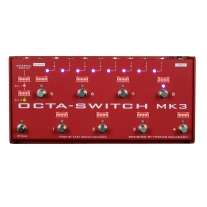 Carl Martin Octa-Switch Mk3 Pedal