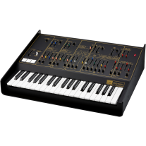 Korg ARP Odyssey Ltd. Full Size Rev2 - Black/Gold