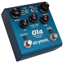 Strymon Ola dBucket Chorus and Vibrato Effects Pedal