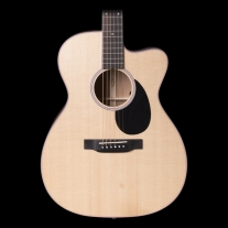 Martin OMC16E Orchestra Cutaway Acoustic Electric Guitar w/ Case