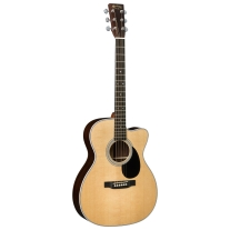 Martin OMC28E Orchestra Model Acoustic Electric Guitar