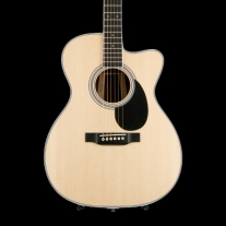Martin OMC-35E Standard Series Orchestra Acoustic-Electric Guitar