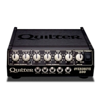 "Quilter Amps Overdrive 200 2-Channel ""Overdrive"" Style 200-Watt Head"