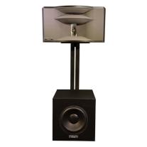 Ocean Way Audio HR4 2-Way Studio Monitor w/ S12A Sub (Single)