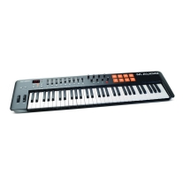 M-Audio Oxygen 61 MK IV - 61-Key USB MIDI Drum Pad and Keyboard Controller