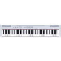 Yamaha P-115 88-Key Weighted Action Digital Piano White