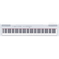 Yamaha P-115 Holiday Home Bundle in White