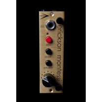 A Designs EM Series Gold Card Single-Channel Microphone Preamp for A500 Rack