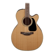 Takamine P1NC Pro Series 1 NEX Body Acoustic Electric Solid Cedar Top w/ Case