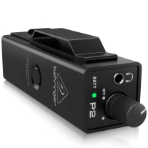 Behringer P2, Personal Ultra-Compact In-Ear Monitor Amplifier