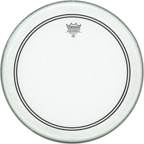 "Remo P30310-C2 Clear 10"" Powerstroke 3 Drum Head - Clear Dot on Top"