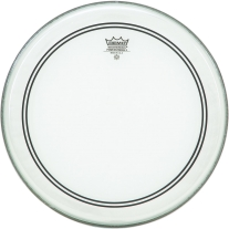 """Remo P31324BP 24"""" Clear Powerstroke 3 Drumhead"""