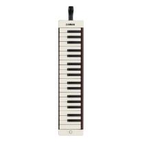 Yamaha P37E-BK 37-Note Pianica - Brown