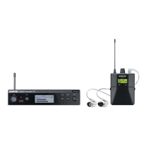 Shure PSM 300 Stereo Personal Monitor System with IEM (H20: 518-541 MHz)