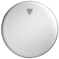 "Remo P40113-C2 Coated Powerstroke 4 Drum Head - 13"" - Clear Dot"
