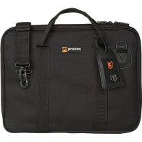 Protec Music Portfolio Bag with Shoulder Strap in Black
