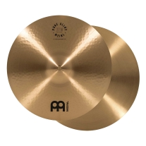 "Meinl Cymbals PA15MH Pure Alloy 15"" Traditional Medium Hi Hat Cymbals"