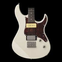 Yamaha Pacifica PAC311H VW Solid-Body Electric Guitar, Vintage White