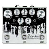 EarthQuaker Devices Palisades Overdrive Guitar Distortion Effects Pedal
