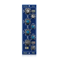 Midas 512 Parametric EQ for 500-Series
