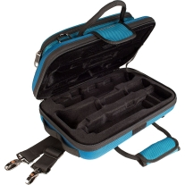 Protec Bb Clarinet Slimline PRO PAC Case Teal Blue