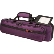 Protec PB308PR Flute Slimline PRO PAC Case - Purple
