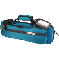 Protec PB308TB Flute Slimline PRO PAC Case - Teal Blue