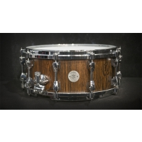 Tama Starphonic 6x14 Bubinga Snare w/ Outer Cordia Ply - Matte Natural Finish