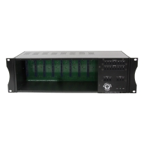 Black Lion Audio PBR-8 500-Series Rack with Patchbay