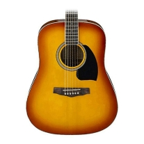 Ibanez Performance Series PF15 Dreadnought Acoustic Guitar in Violin Sunburst