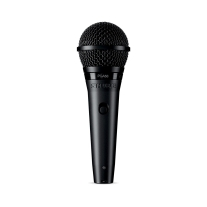 Shure PGA58-QTR Cardioid Dynamic Vocal Microphone with 15ft. XLR-QTR Cable