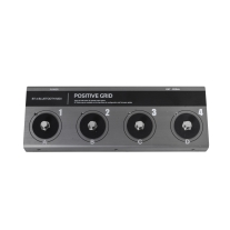 Positive Grid BT4 Bluetooth MIDI Footswitch