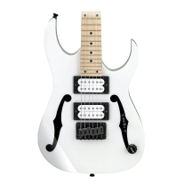 Ibanez Paul Gilbert Signature miKro Electric Guitar White