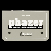 Radial PHAZER Active Class A Analogue 360 Degrees Phase Control