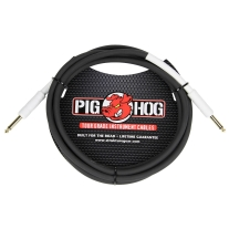 Pig Hog 8mm Guitar/Instrument Cable, 3 Feet