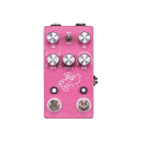 JHS Pedals Pink Panther Tap Tempo Delay Pedal