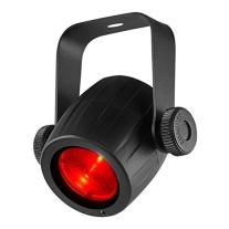 CHAUVET DJ LED Pinspot 3 Compact LED Spotlight W/5 Color Gels
