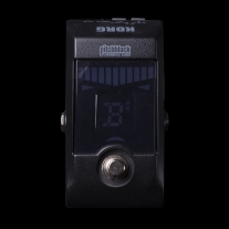 Korg Pitchblack Chromatic Guitar and Bass Pedal Tuner