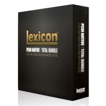 Lexicon PCM Total Bundle Native Reverb and Effects Plug-Ins