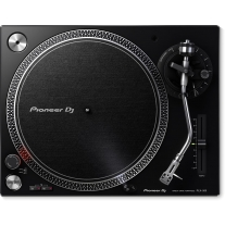 Pioneer DJ PLX-500-K Direct Drive DJ Turntable, Black