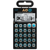 Teenage Engineering Pocket Operator PO-14SUB Pocket Operator Bass Synthesizer