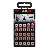 Teenage Engineering PO-28 Robot Live Synthesizer and Sequencer